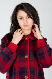 Robe de chambre femme laine des pyrenees - Robe de chambre en laine ...